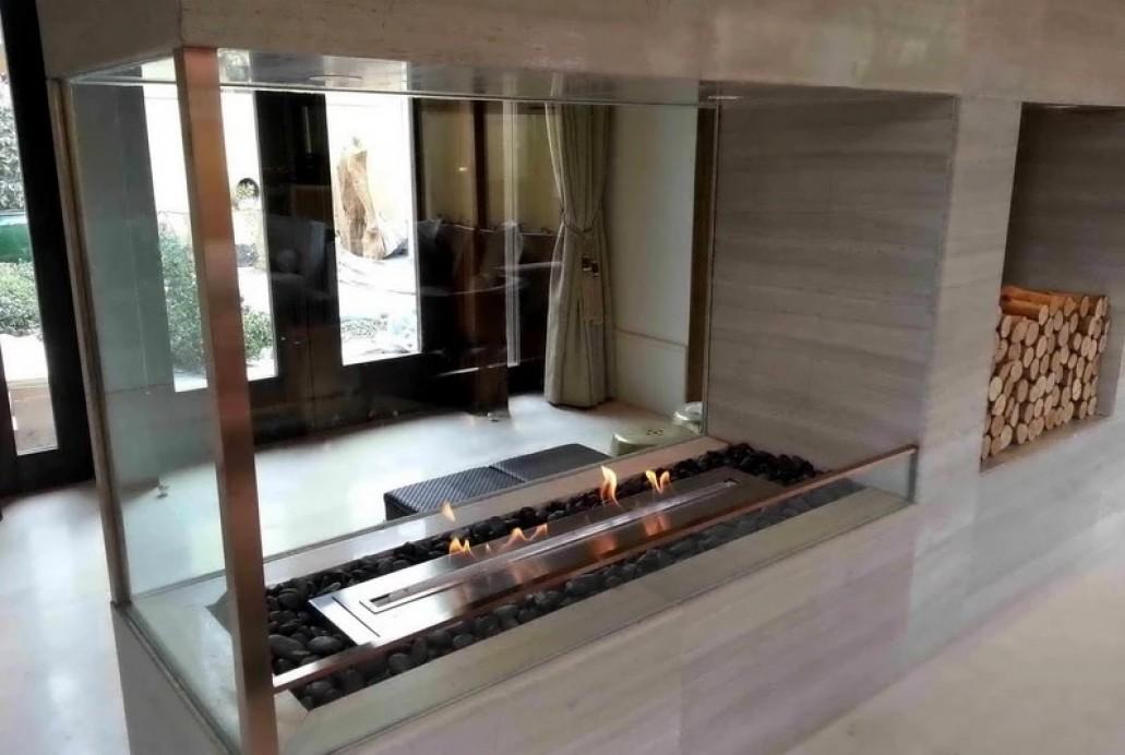 Se puede poner chimenea en un piso simple una revolucin - Poner chimenea en un piso ...
