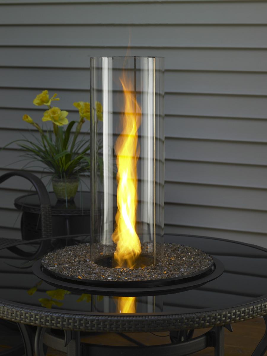 Accesorios para chimeneas de gas