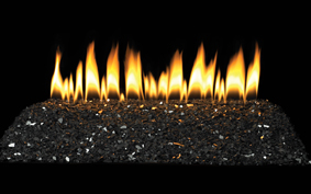 La casa de las chimeneas - chimeneas de gas