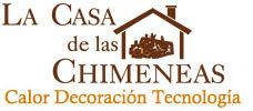 La Casa De Las Chimeneas Logo